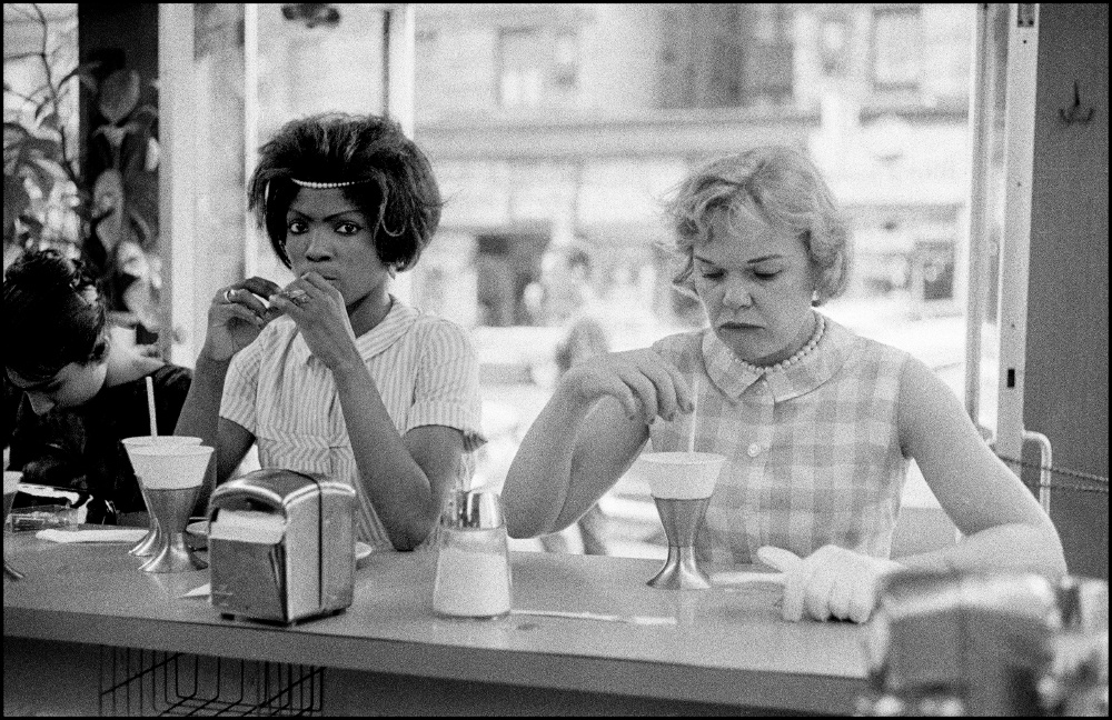 New York City USA 1962 Bruce Davidson Magnum Photos web