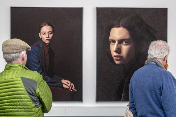 SHIFT-Ausstellungseröffnung